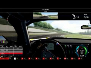 Assetto Corsa | BMW Z4 GT3 | Mugello | Online 10 Lap Race + Qualifying Lap