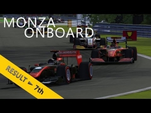 PSRL World Series 2012 | Monza | OnBoard + TV Broadcast