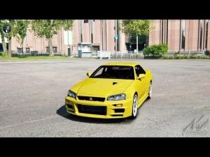 Assetto Corsa Nissan Skyline R34 Drift + Download Car
