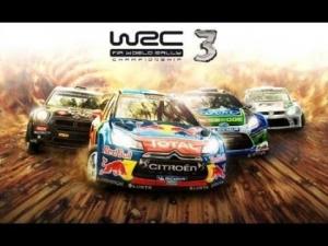 WRC 3 - Intro del juego