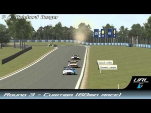 URL-GT3 - Round 3 - Curitiba - Extended Highlights