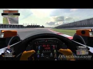 iRacing Indycar DW12 @ COTA   Setup & Hotlap 1'48.339