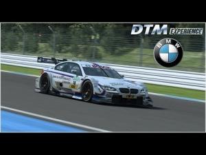DTM EXPERIENCE - BMW M3 DTM @ Hockenheimring Grand Prix