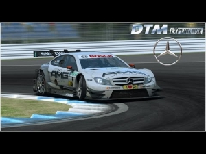 DTM EXPERIENCE - DTM Mercedes AMG C-Coupe @ Hockenheimring Grand Prix