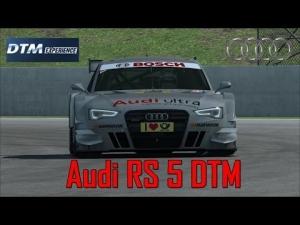 DTM EXPERIENCE - Audi RS 5 DTM @ Motorsport Arena Oschersleben - 2 laps