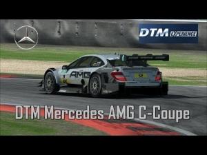DTM EXPERIENCE - DTM Mercedes AMG C-Coupe @ Motorsport Arena Oschersleben - 2 laps