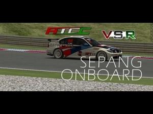 VSR HTCC 2014 | Sepang | Balazs Toldi OnBoard
