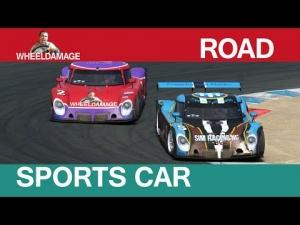 #iRacing 2014S3W7 World Sports Car Series Riley DP Laguna Seca