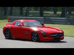 [Assetto Corsa] Mercedes SLS AMG @ Monza