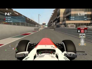 F1 2013 - formel1-racer.de @ Yas Marina, Abu Dhabi