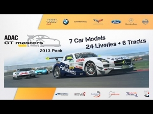 R3E - GT Masters 2013 Pack