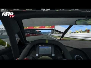 SimBin RaceRoom Gameplay - Audi R8 LMS GT3 at Mount Panorama, Bathurst
