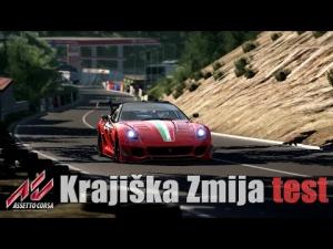 Krajiska Zmija (wip)- Assetto Corsa test