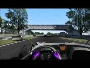 25 AI @ Monza in Assetto Corsa v0.22.9