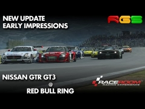 RaceRoom RE | New Update Impressions | ADAC GT Masters