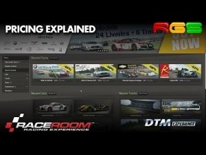 RaceRoom RE | Pricing Model Information |