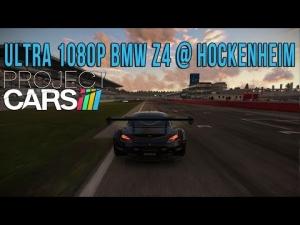 Project CARS - Ultra 1080p Bmw Z4 @ Hockenheim