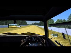 Assetto Corsa:Pine Hills Dirt Ford Escort