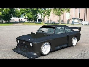 Assetto Corsa - Zakspeed Ford Escort MK2 Group 5 W.I.P. Mod preview