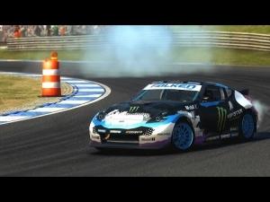 [GRIDAutosport] Drift Circuit OKUTAMA - Nissan Nismo 370Z