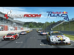 RaceRoom Racing Experience [HD+] ★ Multiplayer ★ GTR3 @ Red Bull Ring