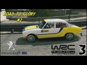 WRC 3 - Peugeot 504 - Rally de Catalunya - Terra Alta - ROAD TO GLORY