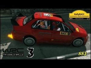 WRC 3 - Mitsubishi Lancer EVO IX - Rally Costa Daurada - Tramo 1 de 3 - ROAD TO GLORY