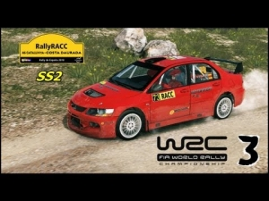 WRC 3 - Mitsubishi Lancer EVO IX - Rally Costa Daurada - Santa Marina - ROAD TO GLORY