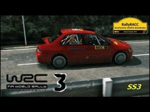 WRC 3 - Mitsubishi Lancer EVO IX - Rally Costa Daurada - Coll de la Teixeta - ROAD TO GLORY