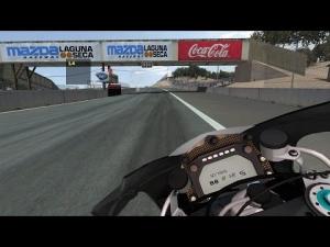GP Bikes Ducati 749 RS  Vs Laguna Seca [WSS 600]
