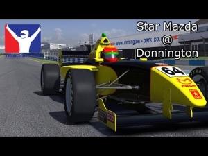 iRacing - Donington Star Mazda