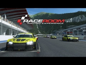 RaceRoom Racing Experience [HD+] ★ Multiplayer ★ Silhouette Series @ R3E Raceway National