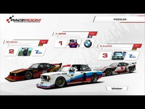 R3E Multiplayer - Zakspeed Capri & BMW 320 Turbo @ Zolder
