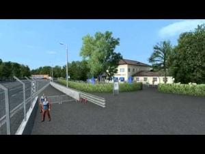 Norisring Streckenerkundung - R3E