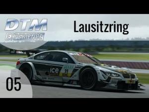 R3E DTM Experience #05 - BMW M3 DTM @ EuroSpeedway Lausitz (Lausitzring) [HD]