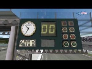 24h LeMans Weissbierbuden Trailer 2013