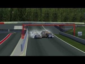 rFactor: 12h Teamrace Spa-Francorchamps Trailer