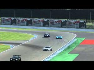 R3E Nissan GTR @ Hockenheimring Race