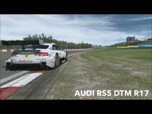 DTM Experience 2013 / Audi RS5 DTM R17 / Nürburgring