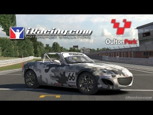 iRacing [HD++] ★ Mazda MX5 Cup ★ Oulton Park
