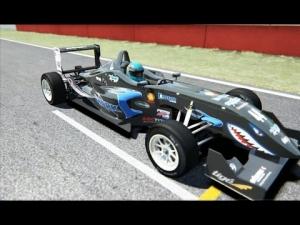 Assetto Corsa International Formula Series 3 + Download Car