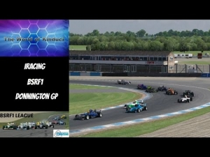 iRacing BSRF1 Season 2 Round 7 from Donnington Park GP Circuit