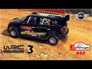WRC 3 - Mini John Cooper Works WRC- Rally de Portugal - Alcarias - ROAD TO GLORY