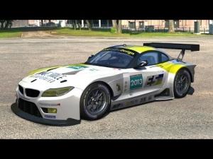 Assetto Corsa BMW Z4 GTE