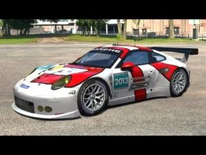 Assetto Corsa Porsche 911 GTE