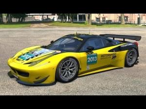 Assetto Corsa Ferrari 458 GTE