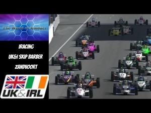iRacing UK&I Skip Barber League Race Season 3 2014 Round 7 from Zandvoort - Fun race