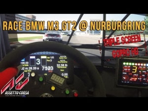 Assetto Corsa Race - Bmw M3 Gt2 @ Nurburgring Gp