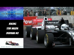 iRacing Star Mazda Official race at Okayama - Defending 101