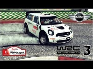 WRC 3 - Mini John Cooper Works WRC - Rally de Portugal - SSS Algarve